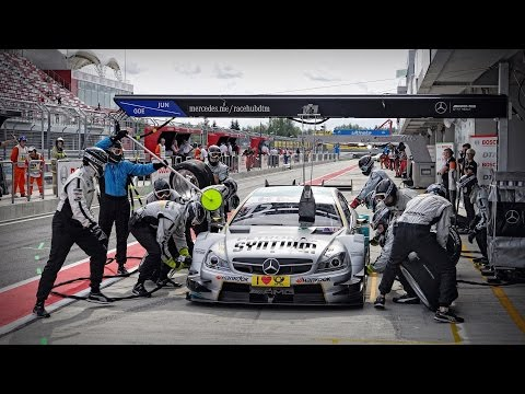 DTM 2015 - Moscow - Preview - Mercedes-Benz original