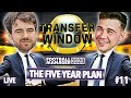 CAN TRANSFER DEADLINE DAY SAVE OUR SEASON? | Episode 11 | Football Manager 2020 #The5YearPlan