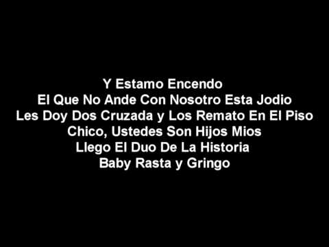Daddy Yankee Feat Various Artists - Llegamos A La Disco (Lyrics, Letra, Lirica) ORIGINAL