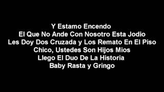 Daddy Yankee Feat Various Artists - Llegamos A La Disco (Lyrics, Letra, Lirica) ORIGINAL