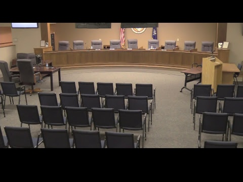 County Council Meeting September 5, 2017