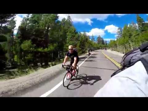 South Lake Tahoe to Sacramento Bike Trip