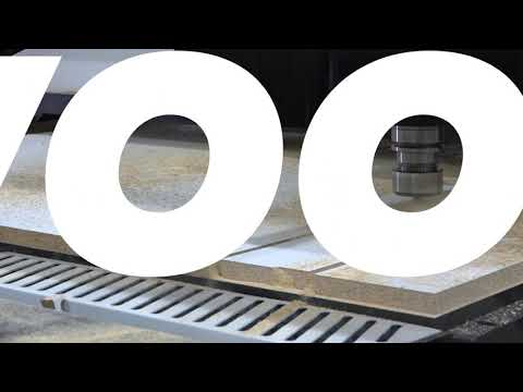 High-Performance 4x8+ CNC Router | The 145M-Series by C.R. Onsrud