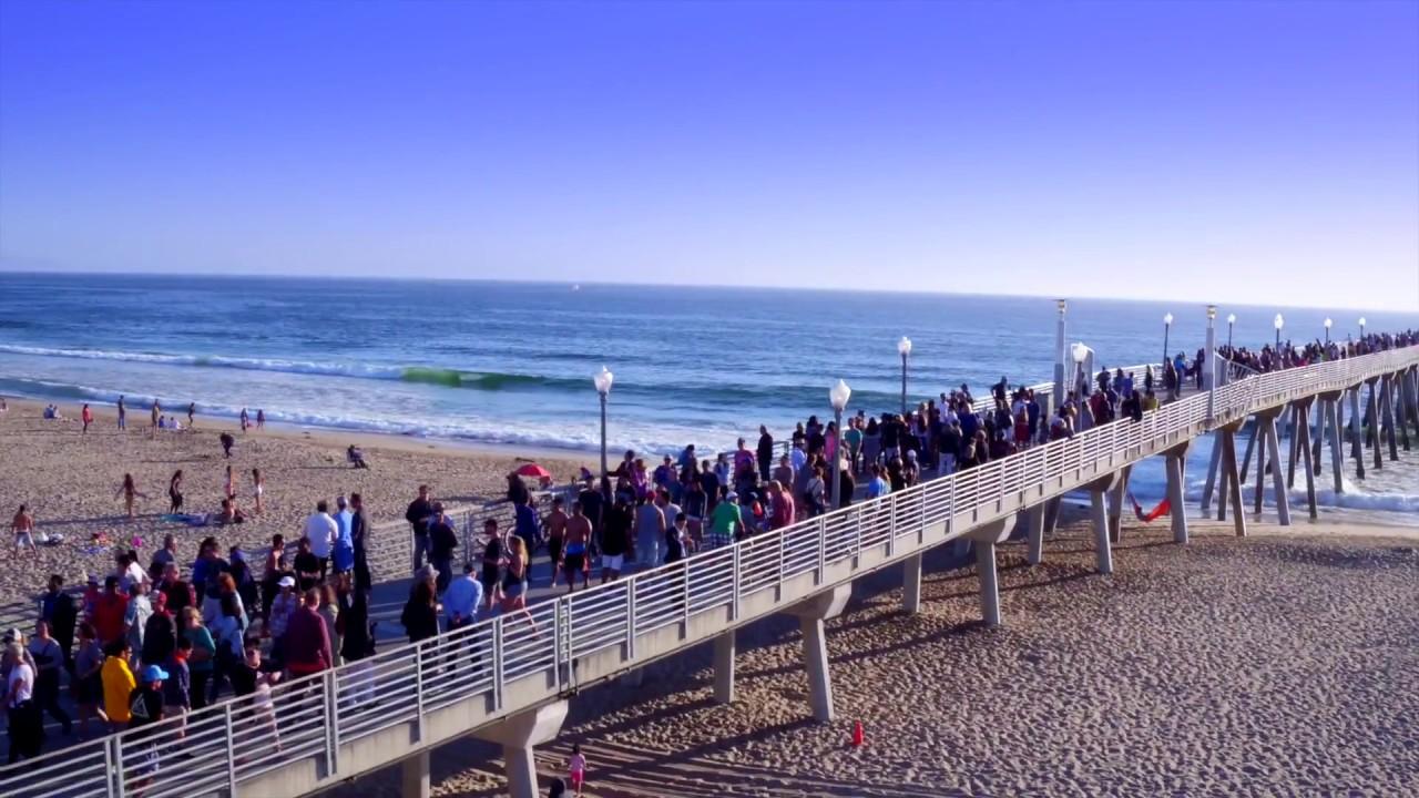 Hermosa La Land Day April 30th Beach