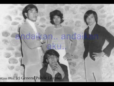 Koes Plus - Andaikan (Album History of Koes Brothers)
