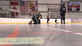 Community on a Roll with Southern Maryland Roller Derby