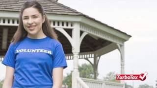 Does the IRS Allow a Tax Deduction for Donated Work? - TurboTax Tax Tip Video