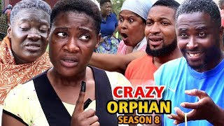 CRAZY ORPHAN SEASON 8 - Mercy Johnson 2019 Latest Nigerian Nollywood Movie Full HD