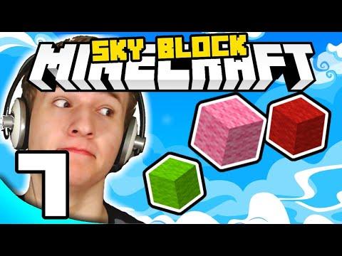 NAJVIŠE IZAZOVA DO SADA  ( Minecraft Sky Block #7 )