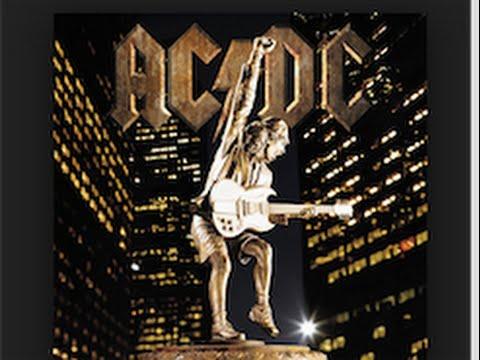 AC/DC Zürich 2001 STIFF UPPER LIP TOUR