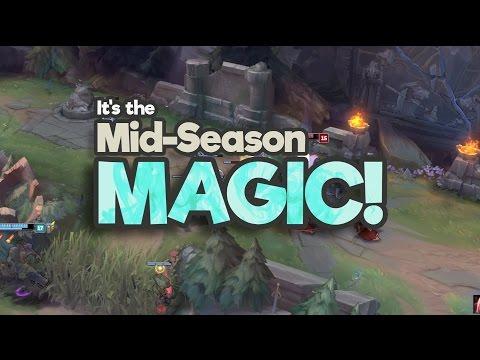 Instalok - Mid Season Magic (Taylor Swift - New Romantics PARODY)
