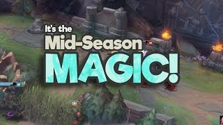 Instalok - Mid Season Magic (Taylor Swift - New Romantics PARODY)