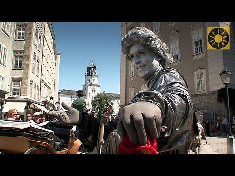 """SALZBURG - Teil 1 """"Das Gesamtkunstwerk Salzburg"""" ÖSTERREICH - AUSTRIA"""