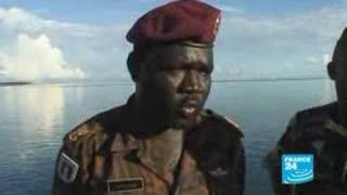 UA troops arrive in MOHELI