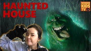 도망가! 유령이 나타났다. 몬스터와 유령, 병원 실제 체험기! 밤에 보지마세요!- scary Monster  & haunted house & hospital & ghost