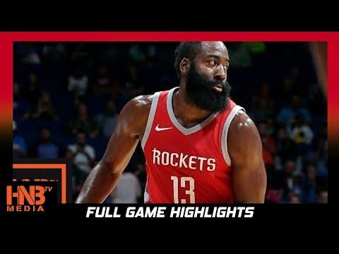 Philadelphia 76ers vs Houston Rockets 1st Half Highlights / Week 2 / 2017 NBA Season