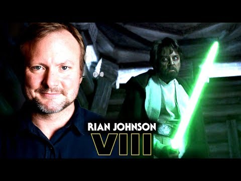 Star Wars! Rian Johnson Ignoring Fan Backlash For New Trilogy (The Last Jedi)