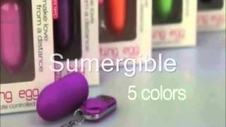 Huevos vibradores - VIBRATING EGG EN MI TIENDA 69 - SEX SHOP ON LINE