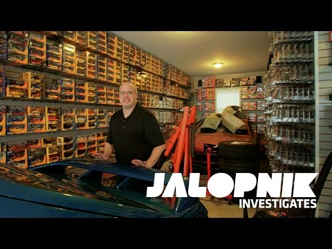 Meet The Pennsylvania Dad With Over 30,000 Cars | Jalopnik Investigates