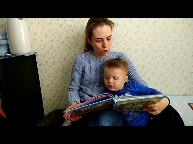Изображение предпросмотра прочтения – СтепанЖеребцов читает произведение «Мойдодыр» К.И.Чуковского