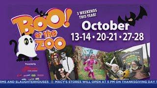 Boo At The (Brookfield) Zoo