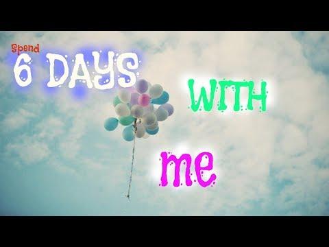 6 Days with Me/Erika Doumbova/Няколко мои дни/Ерика Думбова