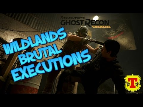 Funny Executions in Ghost Recon (WILDLANDS)