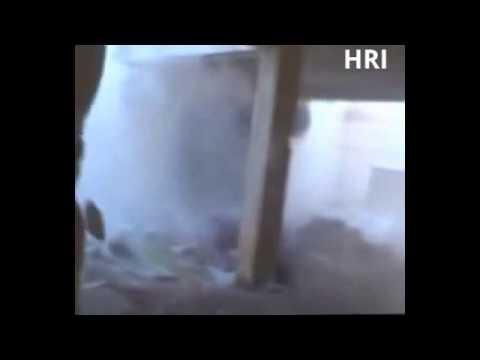 Syria War Crime: Massacre of prisoners by Syrian Rebels
