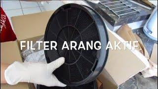 pembersih udara dapur, alat penghisap asap dapur, bagaimana cara me...