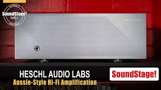 Exploring Australia's Heschl Audio Labs - SoundStage! Talks (April 2021)