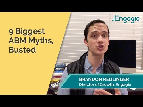 9 Biggest ABM Myths, Busted