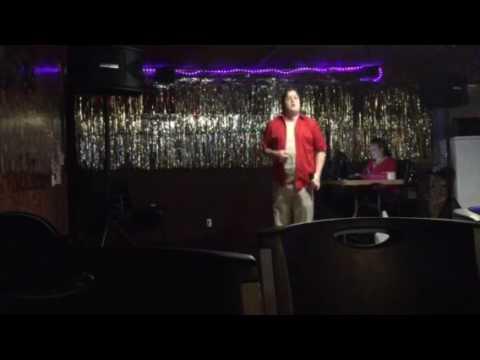 Brent B Goode Karaoke version of Johnny B Goode