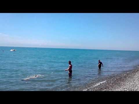 пляж совхоза Россия на 9 июня 2013