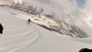 Skiing and winter activities in Lyngen alps