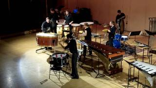 Gorilla Warfare (percussion ensemble) - THUD