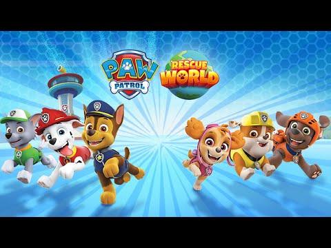 PAW Patrol Rescue World -  Launch Trailer