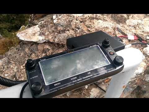 buffavento castle Ham Radio Activity / Northern Cyprus (1B)