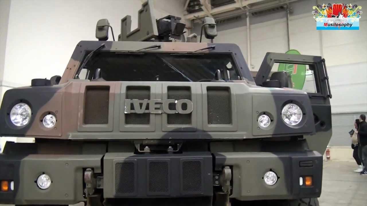 Lince Iveco Esercito Italiano - Blindato Militare al ...