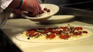 Willow Street Pizza Dishes - Italian Thin Crust Italiano Pizza