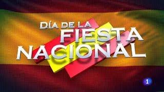 Desfile Fuerzas Armadas Dia Fiesta Nacional España 12 Octubre 2017