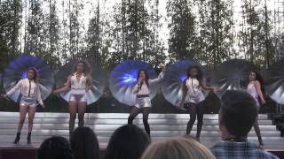 Fifth Harmony - The Reflection Tour Tampa - Worth It