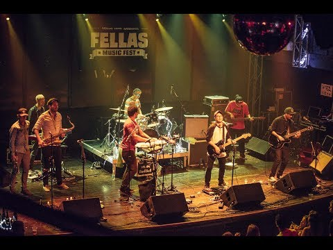 The Black Seeds - So True | Live @ Fellas Music Fest