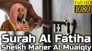 Surah Al-Fatiha سُوۡرَةُ الفَاتِحَة Sheikh Maher Al Muaiqly - English & Arabic Translation Mp3 Yukle Endir indir Download - MP3MAHNI.AZ