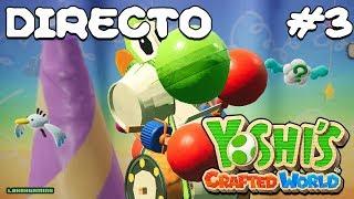 Vídeo Yoshi's Crafted World