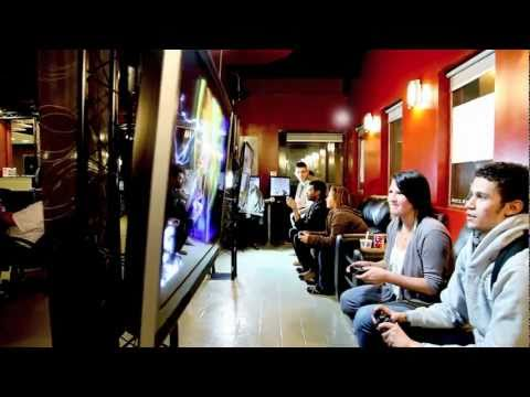 Ignite Chicago S Premiere Gaming Lounge Youtube