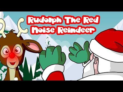 Rudolph The Red Nosed Reindeer - Jhonny Kids | Chritsmas Songs | Nursery Rhymes
