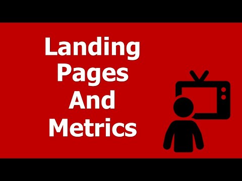 SEO MOOC #5 - Landing Pages and Metrics (Google Analytics) for Search Engine Optimization