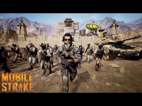 Mobile Strike: High Octane