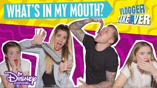 Dad V Girls  What&#39s In My Mouth?   Disney Channel UK