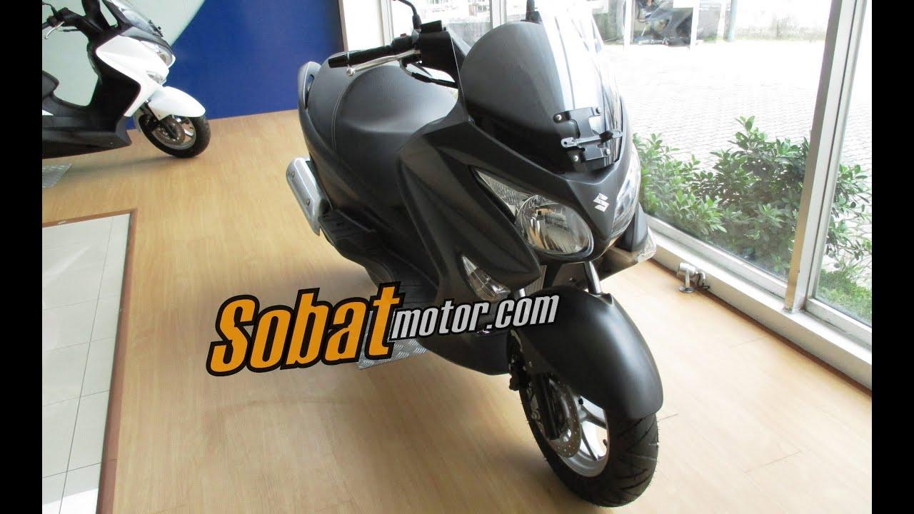 Suzuki Burgman 200 Abs Sobatmotor